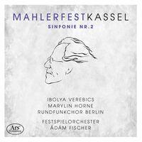 Mahler / Verebics / Fischer - Sinfonie 2 (Hybr)