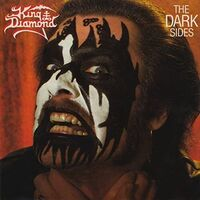 King Diamond - The Dark Sides [Orange & White Marble LP]