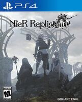 Ps4 Nier Replicant Ver.1.22474487139 - NieR Replicant ver.1.22474487139 for PlayStation 4