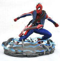 Diamond Select - Diamond Select - Marvel Gallery Ps4 Spider-Punk PVC Statue