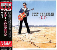 Izzy Stradlin - 117 Degrees [Reissue] (Jpn)