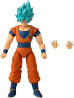 Dragon Ball Super - Bandai America - Dragon Ball Super Dragon Stars Super Saiyan Blue Goku, Version 2