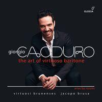 Rossini / Caoduro / Brusa - Art of the Virtuoso Baritone