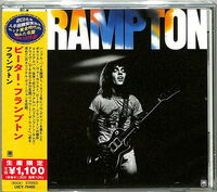 Peter Frampton - Frampton (Japanese Reissue) [Import]
