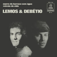 Lemos & Debetio - Morro Do Barraco Sem Agua [Indie Exclusive] (Green Vinyl)