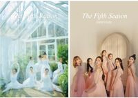 Oh My Girl - Fifth Season [Reissue] (Asia)
