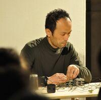 Seiji Morimoto  / Yan Jun - Ring & Balance / Solo With Background