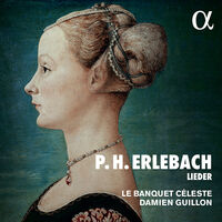 Erlebach / Banquet Celeste / Guillon - Lieder
