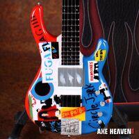 Flea - Flea Red Hot Chili Peppers Mini Bass Guitar (Clcb)