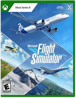 Xbx Flight Simulator - Flight Simulator Standard Edition for Xbox Series X