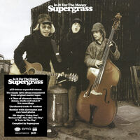 Supergrass - In It For Money [Deluxe] [With Booklet] (Exp) [Remastered] [Digipak]