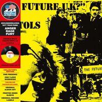 Sex Pistols - No Future Uk [Indie Exclusive] (Yellow & Black Vinyl) (Blk)