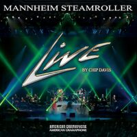 Mannheim Steamroller - Mannheim Steamroller: Live