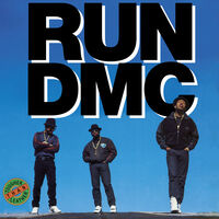 RUN-D.M.C. - Tougher Than Leather [LP]