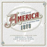 America - Live In Central Park 1979 (W/Dvd)