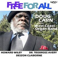 Doug Carn - Free For All