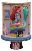 Px Exclusive - Wreck-It Ralph 2 Ds-023 Ariel D-Stage Series PX 6In Statue