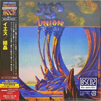 Yes - Union (Jmlp) (Blus) [Remastered] (Jpn)