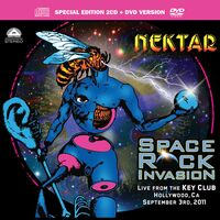 Nektar - Space Rock Invasion [2CD/DVD]