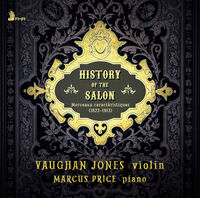 Vaughan Jones - History Of The Salon