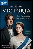 Masterpiece: Victoria - Complete Seasons 1 & 2 & 3 - Victoria: The Complete Seasons 1, 2 & 3