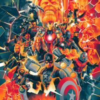 Alan Silvestri Colv Ogv - Avengers: Endgame / O.S.T. [Colored Vinyl] [180 Gram]