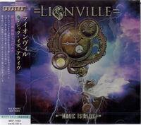 Lionville - Magic Is Alive (Bonus Track) (Jpn)