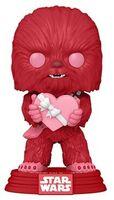 Funko Pop! Star Wars: - FUNKO POP! STAR WARS: Valentines- Cupid Chewbacca