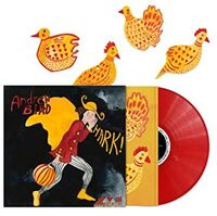Andrew Bird - HARK! [Red LP]