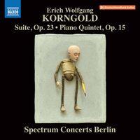 Spectrum Concerts Berlin - Suite 23 / Piano Quintet