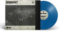 Domkraft - Day Of Doom Live (Ocean Blue Vinyl) (Blue) (Ltd)