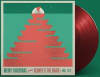 Slowey and the Boats - Merry Christmas From Slowey And The Boats, Vol. 1 & 2 [Limited Edition Ruby Red LP]