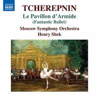 Moscow Symphony Orchestra - Le Pavillon D'armide