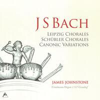 J Bach S / Johnstone - Leipzig Chorales