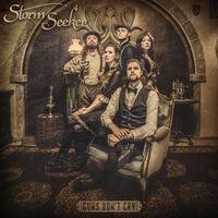 Storm Seeker - Guns Don't Cry [Digipak]