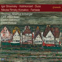 Rimsky-Korsakov / Irnberger / Kaspar - Violinkonzert