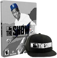 Ps4 Mvp the Show 21 Collector's Ed - MLB The Show 21 Collector's Edition for PlayStation 4 with PS5Entitlement