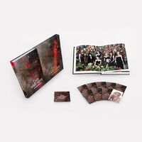 Twice - Monograph Eyes Wide Open (150pg Photobook + 9pc Photocard Set)