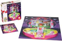 Polly Pocket - Mattel Games - Polly Pocket Playset 500 Piece Puzzle