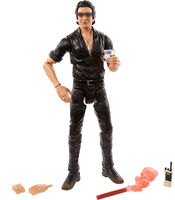 Amber Collection Jurassic World - Mattel Collectible - Amber Collection Jurassic World Dr. Ian Malcolm