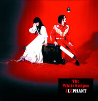 The White Stripes - Elephant [With Booklet]