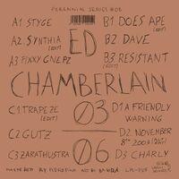 Ed Chamberlain - 03-06 (2pk)