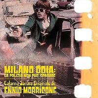 Ennio Morricone - Milano Odia: La Polizia Non Puo Sparare (Original Soundtrack) [Red Colored Vinyl]