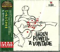 Baden Powell - Baden Powell A Vontade (Japanese Reissue) (Brazil's Treasured Masterpieces 1950s - 2000s)