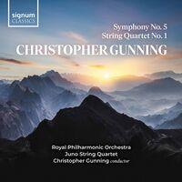 Gunning / Juno Quartet - Symphony 5