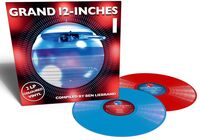Ben Liebrand - Grand 12-Inches 1 (Blue) [Colored Vinyl] (Red) (Hol)