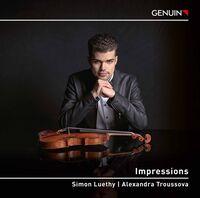 Beethoven / Luethy / Troussova - Impressions