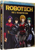Robotech - Part 2 (Masters Saga) - Robotech - Part 2 (Masters Saga) (4pc) / (Box Sub)