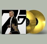 Hans Zimmer - No Time to Die (Limited Edition) (Gold Vinyl)