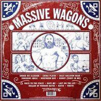 Massive Wagons - Full Nelson [LP]